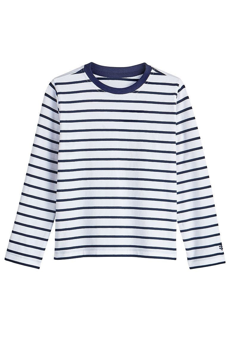 Kid's Coco Plum Everyday Long Sleeve T-Shirt UPF 50+