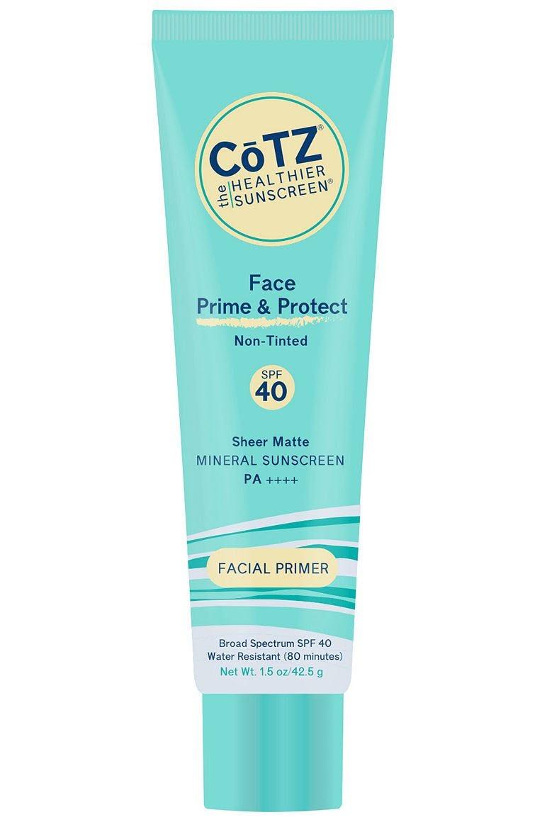CoTZ Face Lighter Skin Tone SPF 40 Sunscreen 1.5 oz