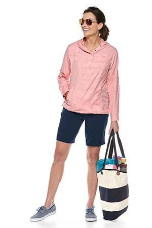 Sea Spray Henley & Schooner Board Shorts Outfit