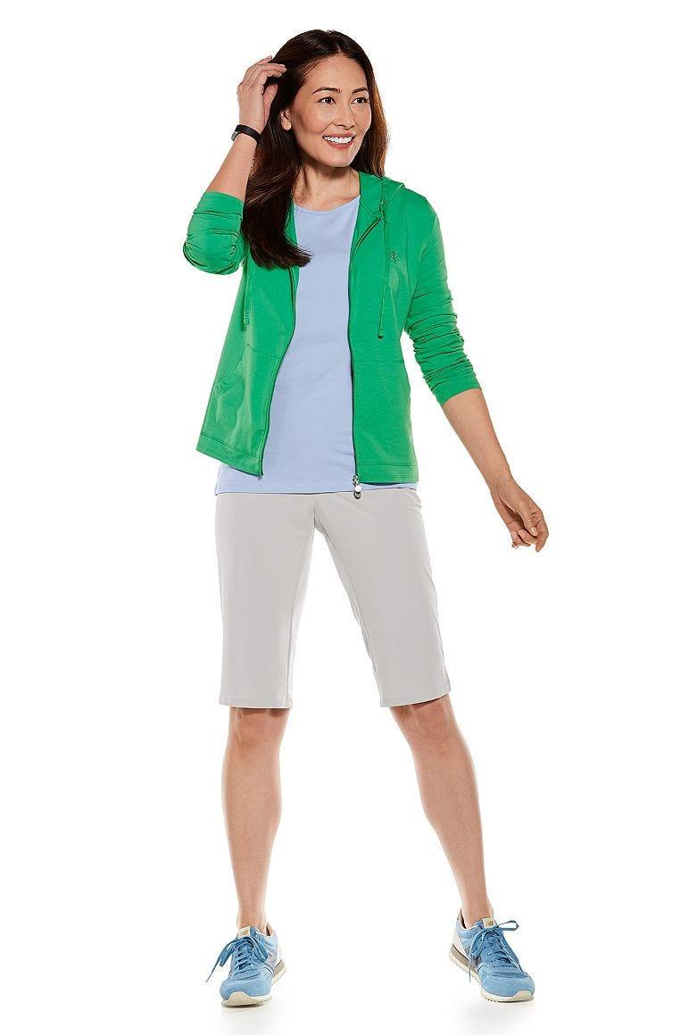 Seaside Hoodie & Navona City Short Outfit
